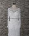 高质量的重工订珠婚纱 2