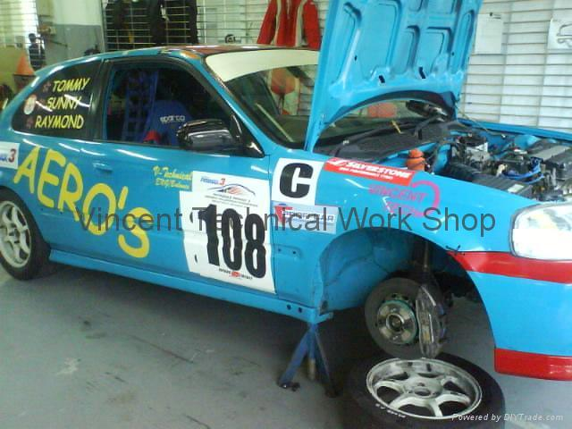 RACING CAR EK4