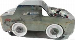 TPMS四轮独立胎压测试机