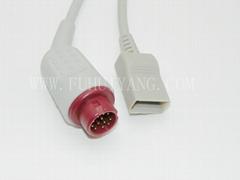 Mindray IBP Cable(Utah)
