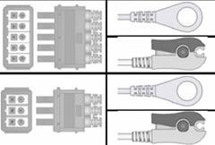Datex-ohmeda ECG Leadwires