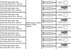 Spacelabs ECG Leadwires