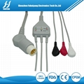 PHILIPS 12pin 3leads aha snap  Patient