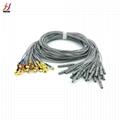 Grey EEG Cable