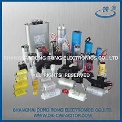 电容器 (电容符合CE ROHS TUV DIN UL CSA CQC ISO9001等认证)