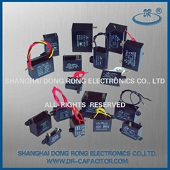 CBB61 ac fan capacitor and ac motor capacitor