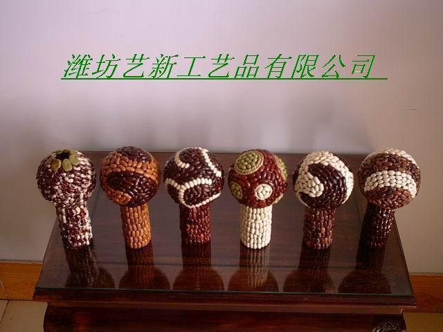 大豆工藝品 1