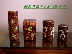 大豆工藝品