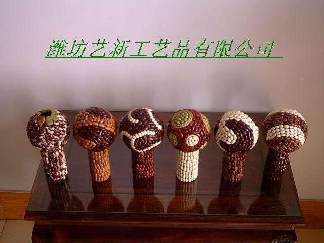大豆工藝品 2