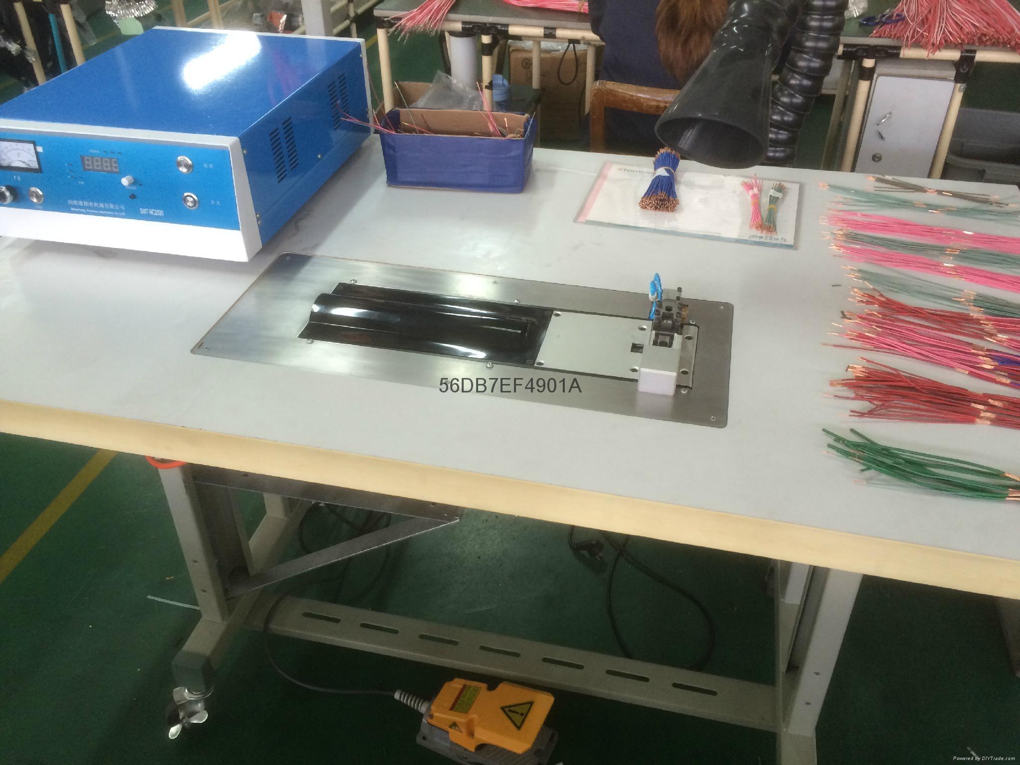 超聲波汽車線束焊接機 1