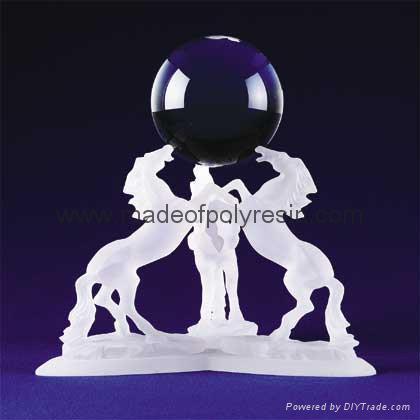 Clear Polyresin Clear resin transparent polyresin 1