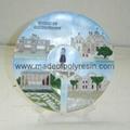 resin tour souvenirs plaque, souvenirs