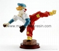 Polyresin Clown Figurine Resin Clown