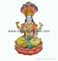 polyresin indian god,indian god statue