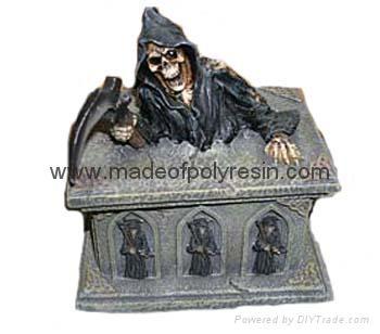 polyresin gothic & fantasy, resin gothic 1
