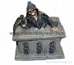 polyresin gothic & fantasy, resin gothic