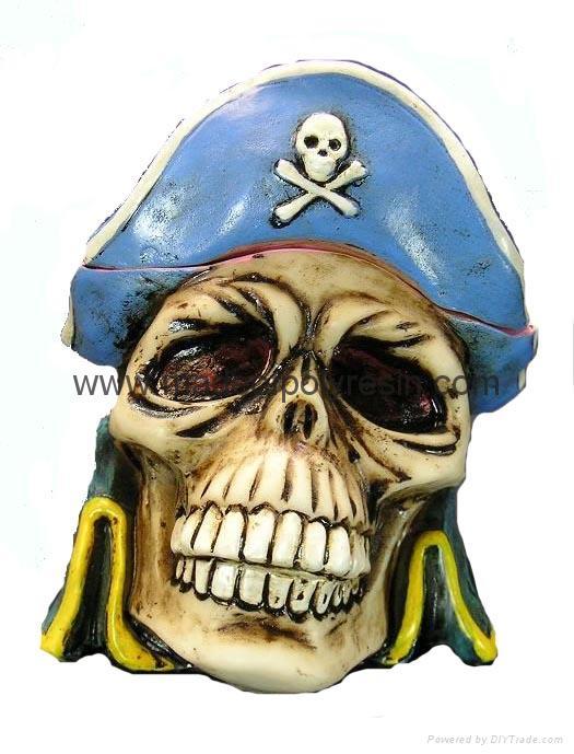 polyresin skeleton, resin skeleton crafts, skeleton decoration 1