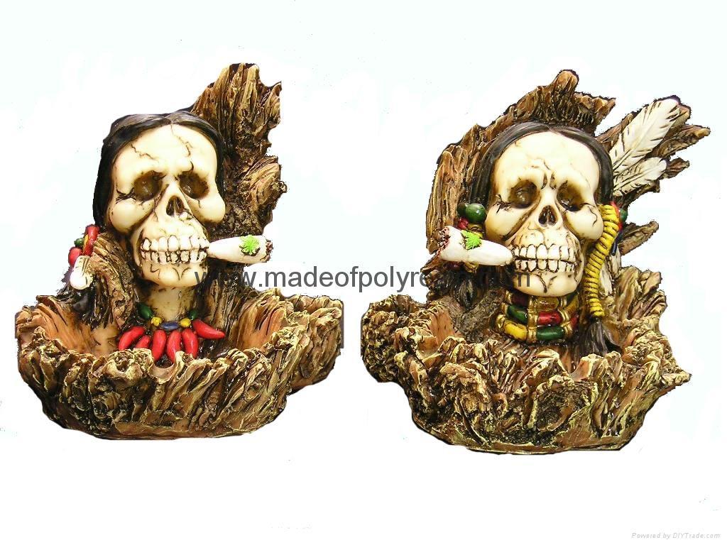 polyresin skeleton, resin skeleton crafts, skeleton decoration 2