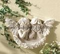 Garden cherub oranment, home decoration of cherub