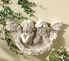 Garden cherub oranment, home decoration of cherub