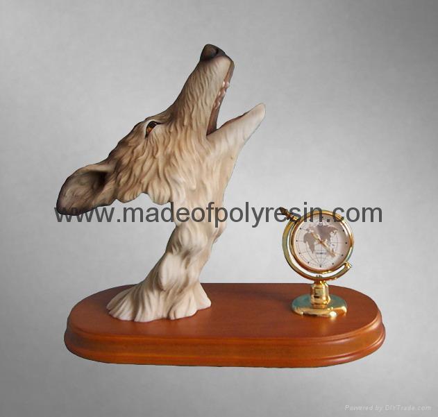 polyresin wildlife,resin wildlife gifts, wildlife decoration 1