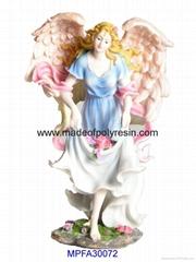 Resin Fairy/Angel Sculpture