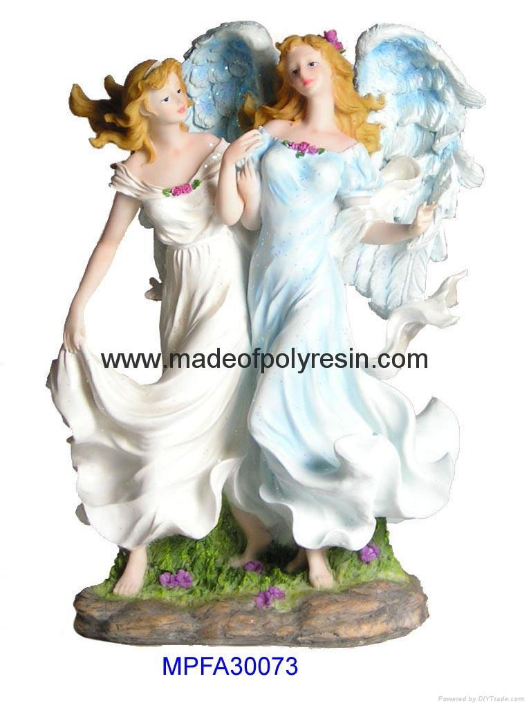 Polyresin Fairy/Angel Crafts From China Wholesale 1