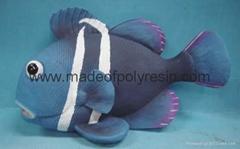 Poly resin Fish, polystone fish, resin fish,fish gifts