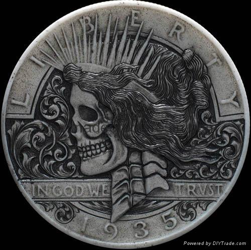 MPRF2006-Pewter Coin of Metal Badge 1