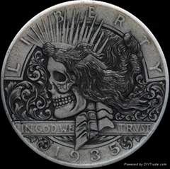MPRF2006-Pewter Coin of