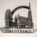 Polyresin Attractions of Vienna gifts
