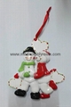 polyresin personalized christmas