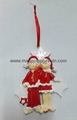 Promotional OEM polyresin ornaments for