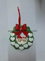 hotsale gifts of polyresin personalized Christmas ornaments 1
