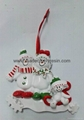 Custom Made Polyresin Christmas