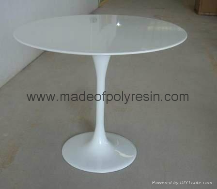 Fiberglass table 1