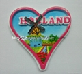 Holland Souvenir magnet with good