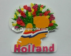 Holland Tourist of fridg