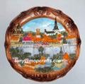 Estonia Souvenir plate