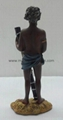 Polyresin Aboriginal figure
