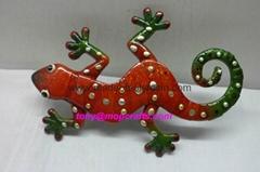 Polyresin Gecko