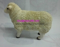 Polyrein Sheep Statue