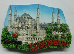 Istanbul Souvenir fridge