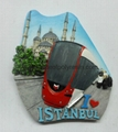 Polyresin Istanbul souvenir decoration