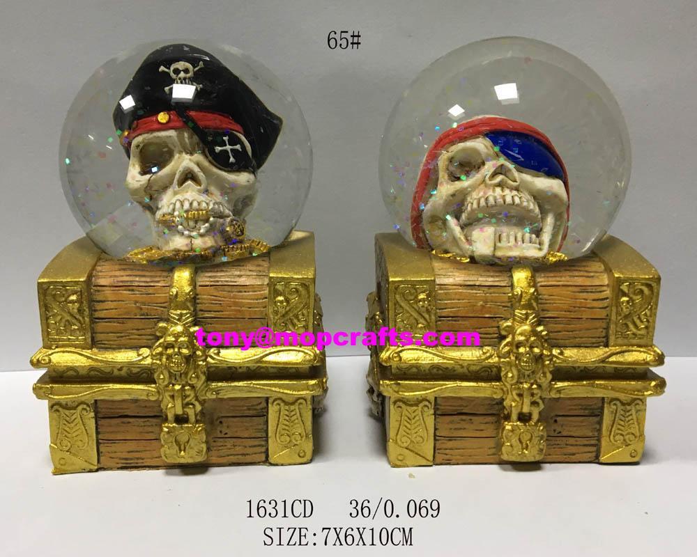 High quality souvenir snow globe for crafts items