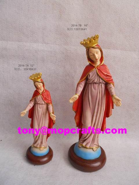 resin catholic religious statues 1
