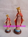 resin catholic religious statues