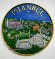 Resin Turkey Istanbul tourist gifts with