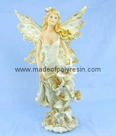 polyresin/polystone fairy crafts,figure 1