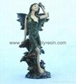 polyresin/polystone fairy/gamiature arts